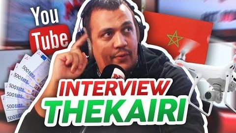 INTERVIEW THE KAIRI78 SUR NRJ ?